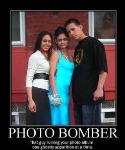 Photo Bomber Strikes Again funny images