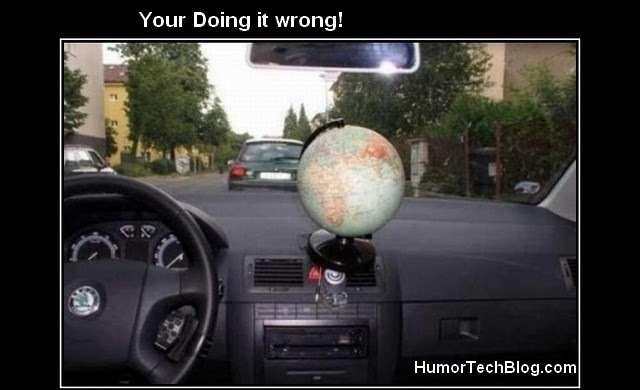 Funny Gps Fail Pic! | htbimporter